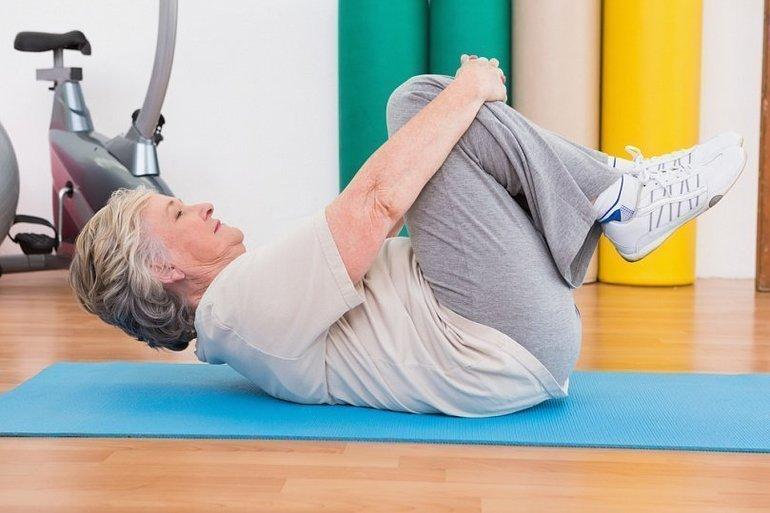 Правила выполнения гимнастики при артрозе коленного сустава