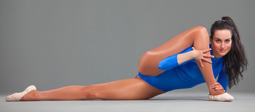 Видео упражнения для похудения ног плие и приседы