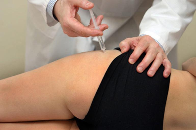 уколы в сустав при коксартрозе тазобедренного сустава
