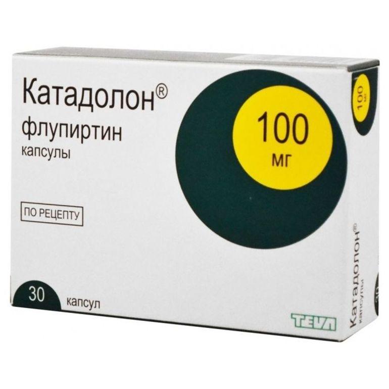 Особые указания к применению Флупиртина