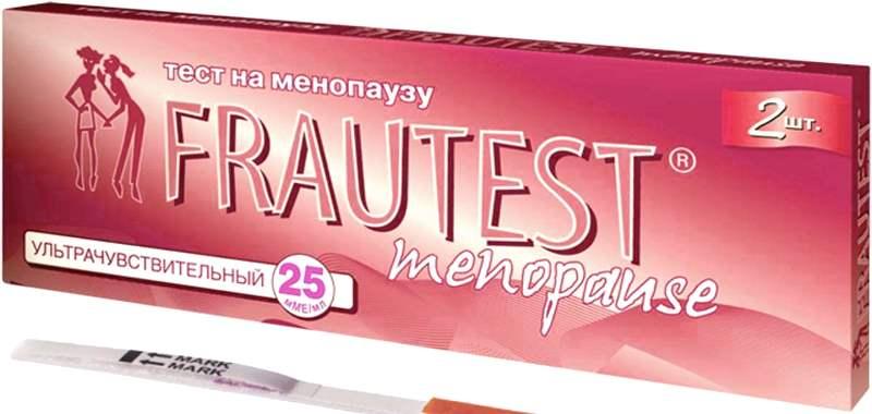 Тест на менопаузу - отзывы