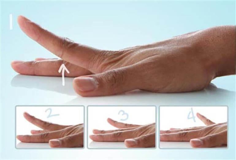 Упражнения для большого пальца руки при артрозе