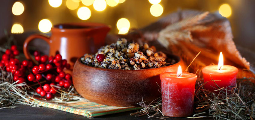 Как правильно провести сочельник 6 января и отпраздновать Рождество кутья