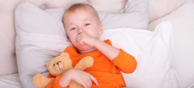 Как лечить кашель после прививки АКДС