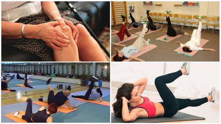 упражнения по бубновскому при артрозе коленного сустава