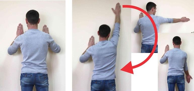 Упражнения при остеоартрозе
