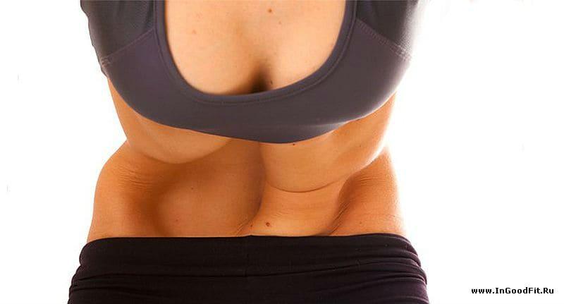 Уддияна бандха для укрепления мышц живота