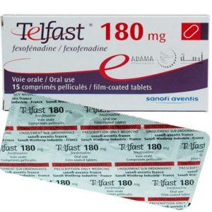препарат Телфаст