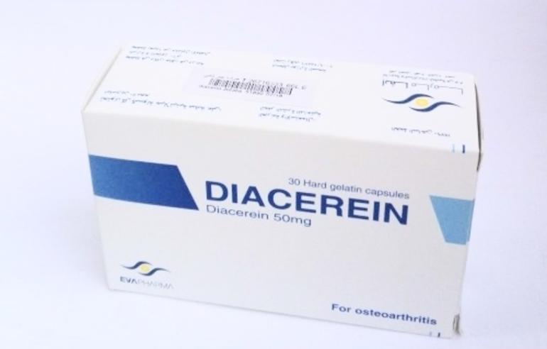 Диацереин инструкция по применению цена