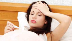 жаропонижающее при беременности