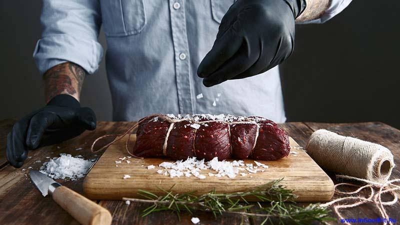 какое мясо полезней для организма человека