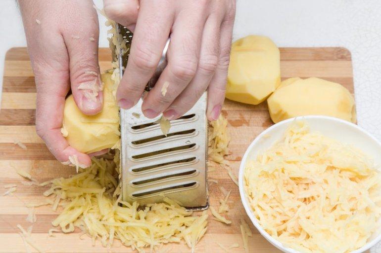 Компресс из картофеля