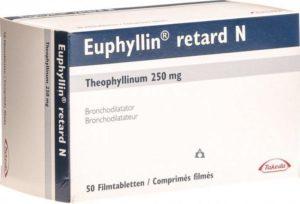 эуфиллин при беременности