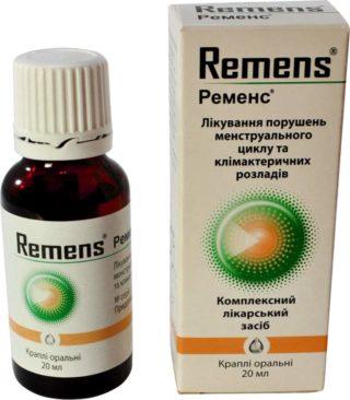 Таблетки или капли Ременс - что выбрать?