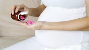 мезим при беременности