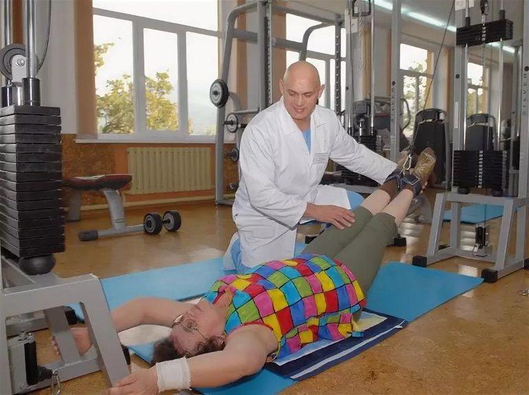 Лечебная гимнастика бубновского при артрозе коленного сустава