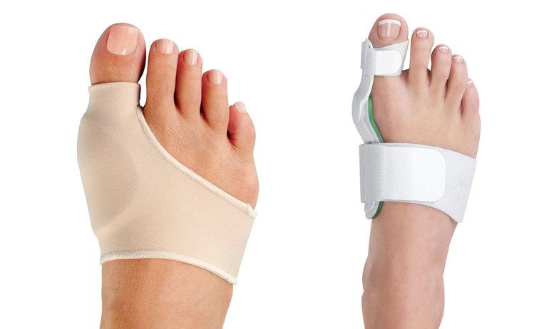 Способ снижения давления на плюснефаланговый сустав