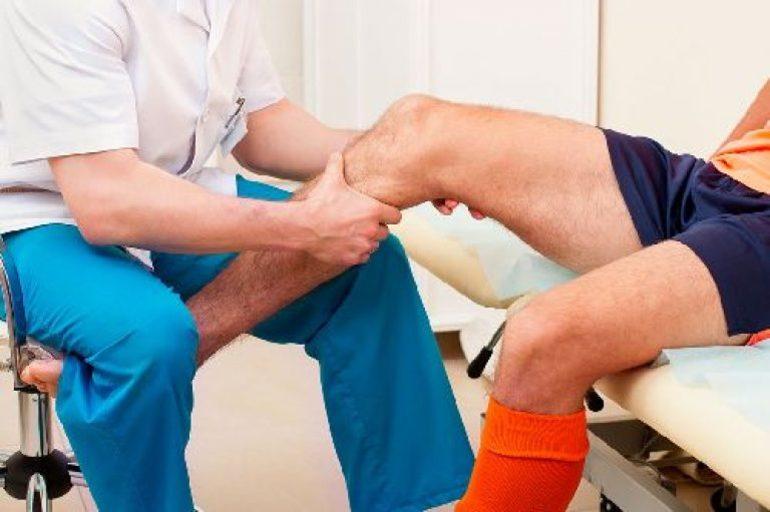 Боль и отек колена при артрозе