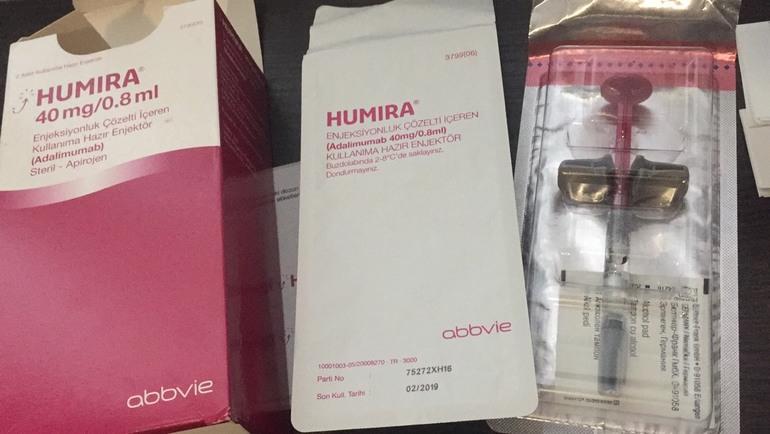 Инструкция по применению лекарства Хумира