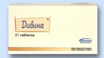 Дивина - препарат при климаксе негормональный