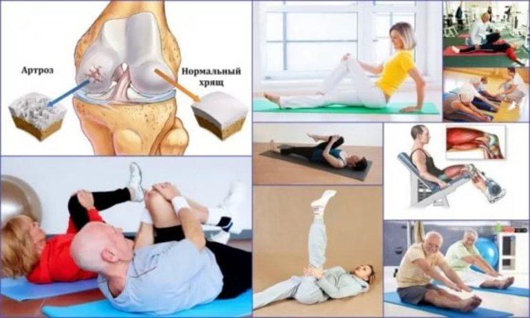 Бубновский лечение артроза коленного сустава