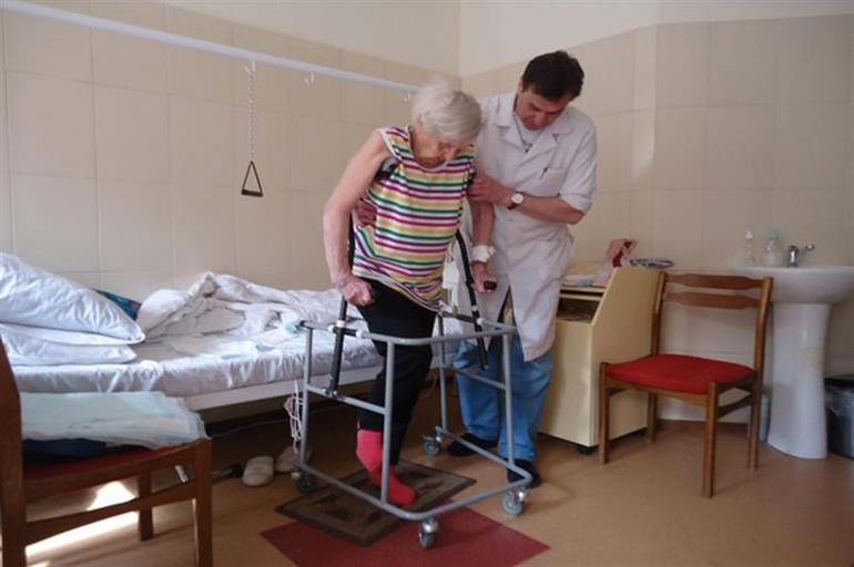 Реабилитация после гипса