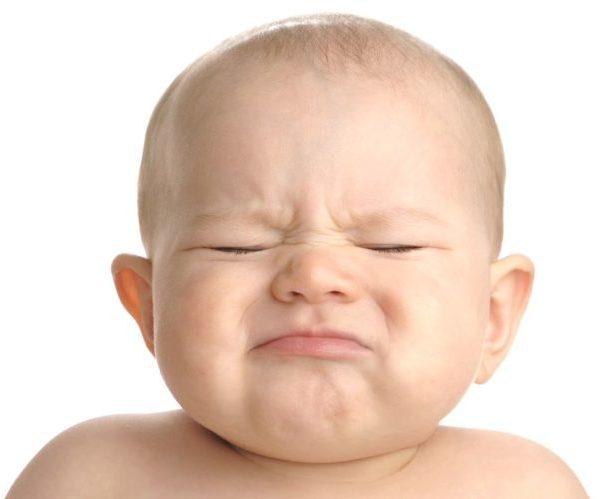 Младенец мононуклеоз