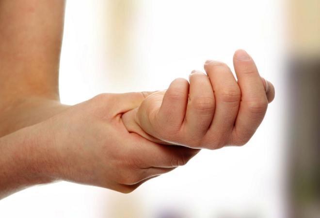 Спазм мышечных волокон