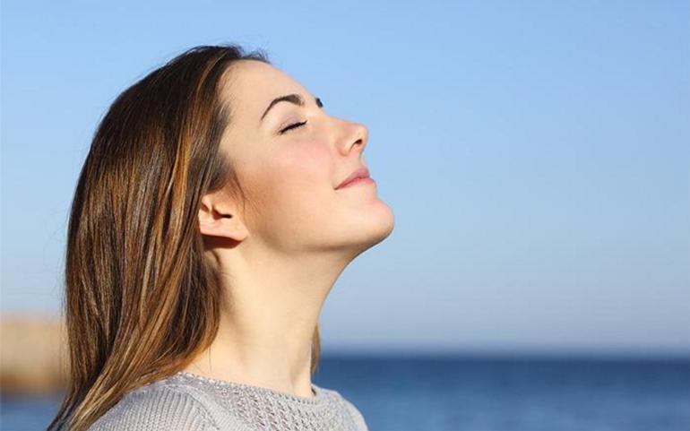 Положительное действие на дыхательные системы