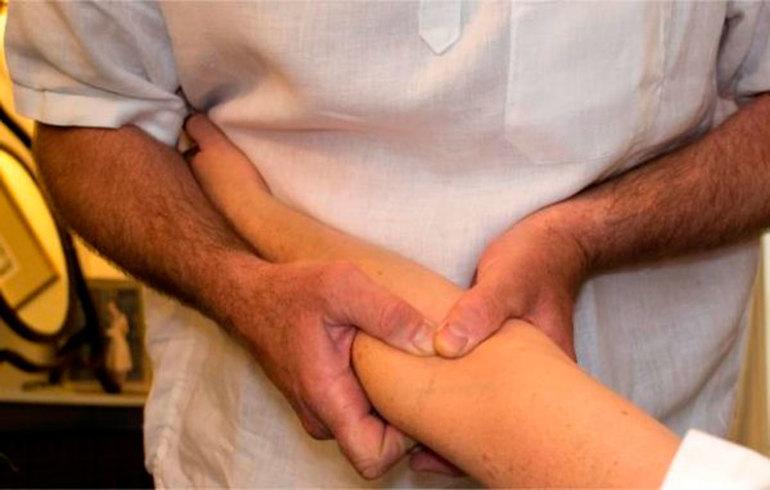 Как подготовиться к пальпации суставов