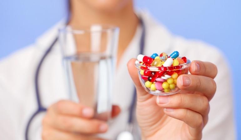 Принимать таблетки