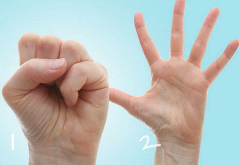 Гимнастика для большого пальца руки при артрозе