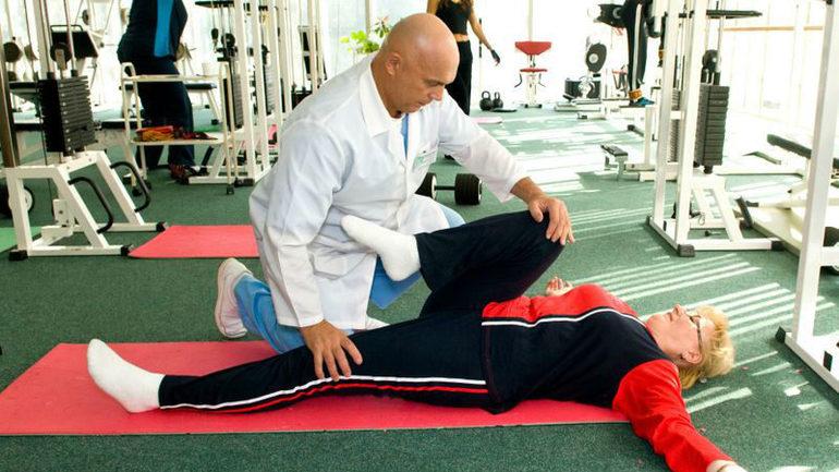 упражнения при артрозе коленного сустава по методике бубновского
