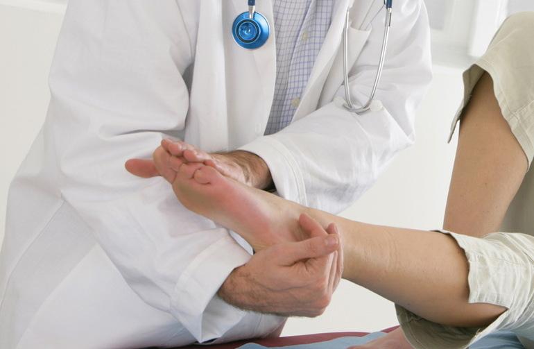 Лечение артроза плюснефаланговых суставов стоп