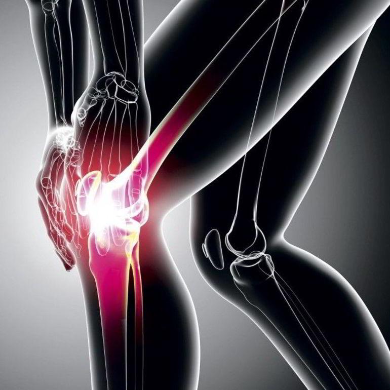 Аппаратное обследование коленного сустава