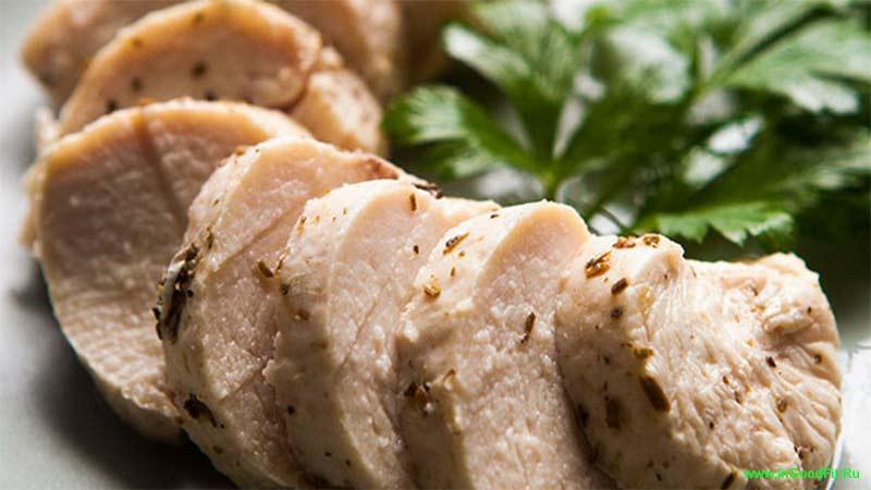 продукты содержащие натрий. мясо птицы