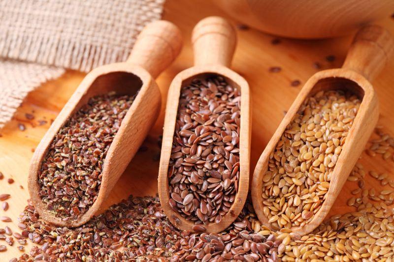 Что лечат семена льна