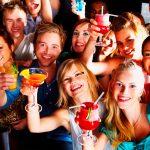 Вечеринка с алкоголем - причина похмелья