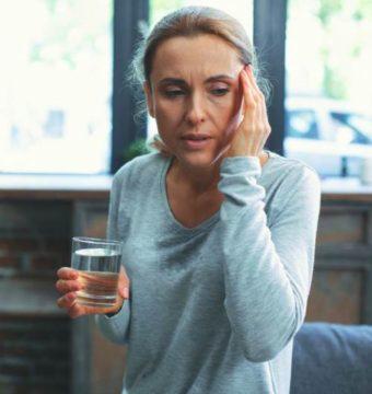 Что пить при климаксе чтобы не потеть?