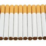 Привычка курить сигареты