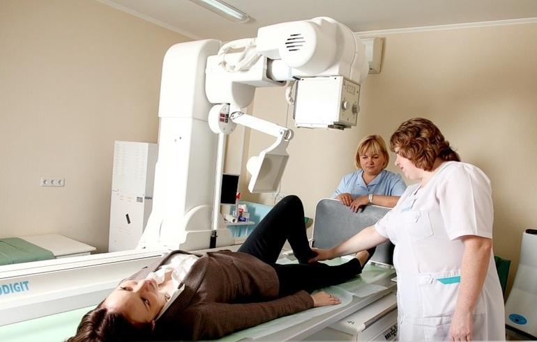 Рентгенография суставов