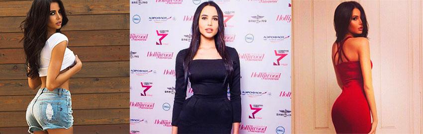 Анастасия Решетова не боится поправиться для похудения