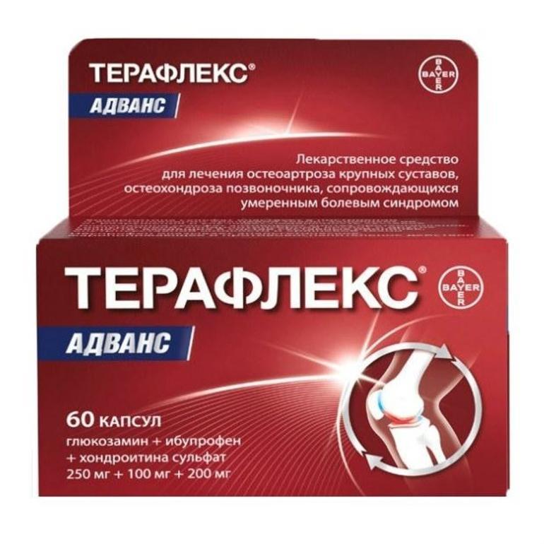 Особенности приема препарата Терафлекса