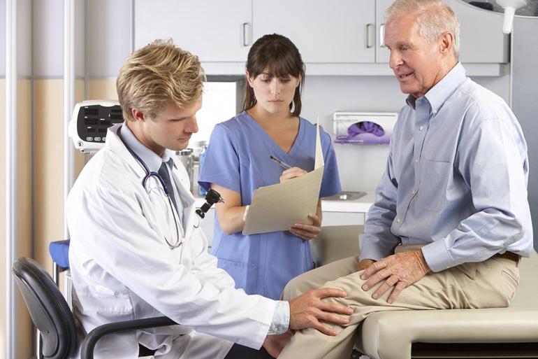 Показания и противопоказания для проведения блокады колена при артрозе
