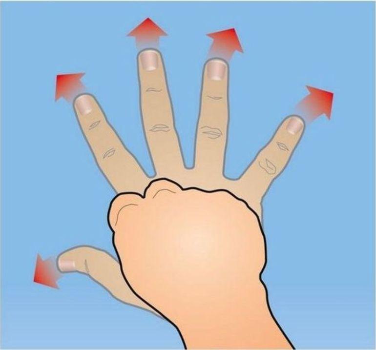Гимнастика для пальцев рук при артрозе