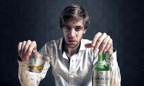 Проблема пьющего мужа