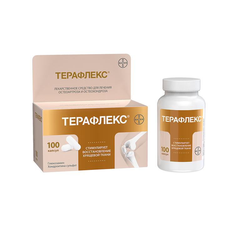 Описание препарата Терафлекс
