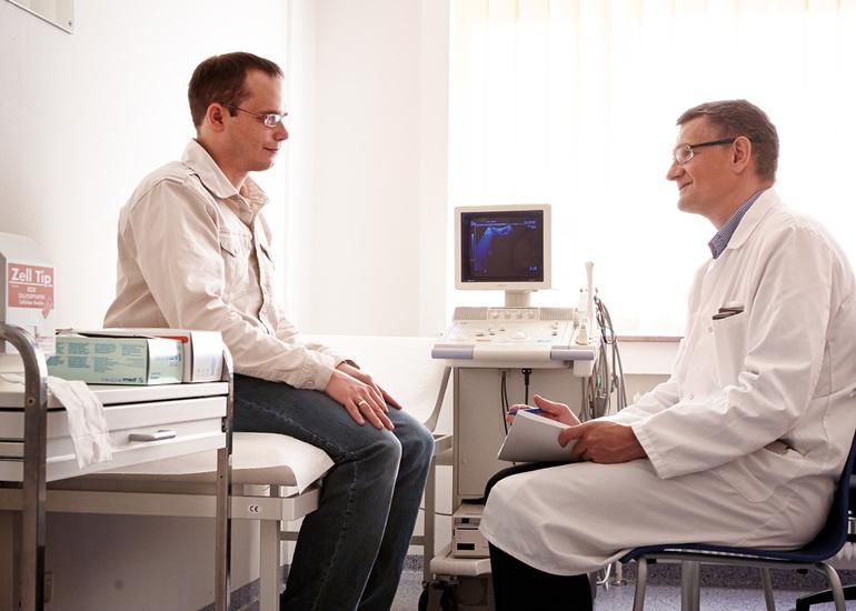 Назначение диагностики УЗИ