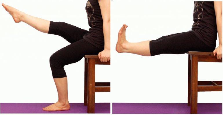 упражнения для коленных суставов гонартроз