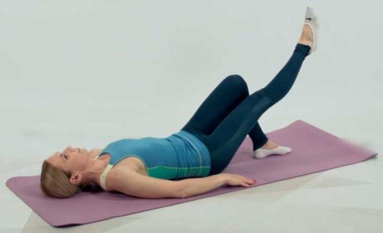 Лечебная гимнастика при коксартрозе тазобедренного сустава